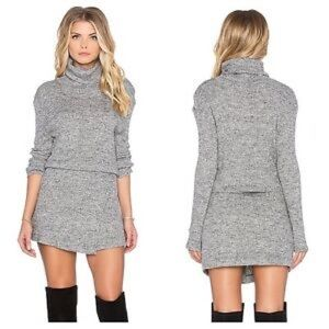 NWOT Free People By the Fire Sweater Dress 🔥